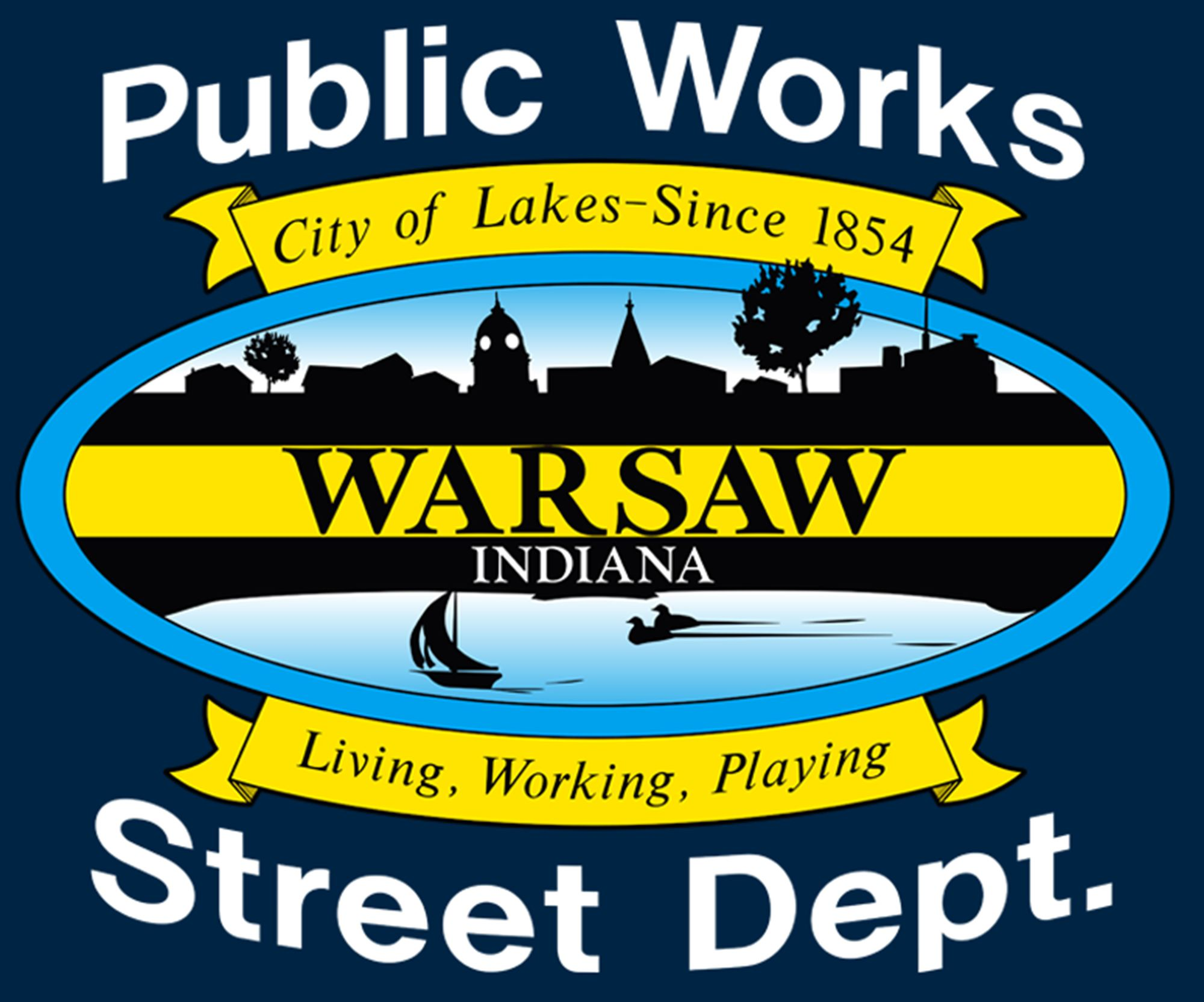 Street Department Logo