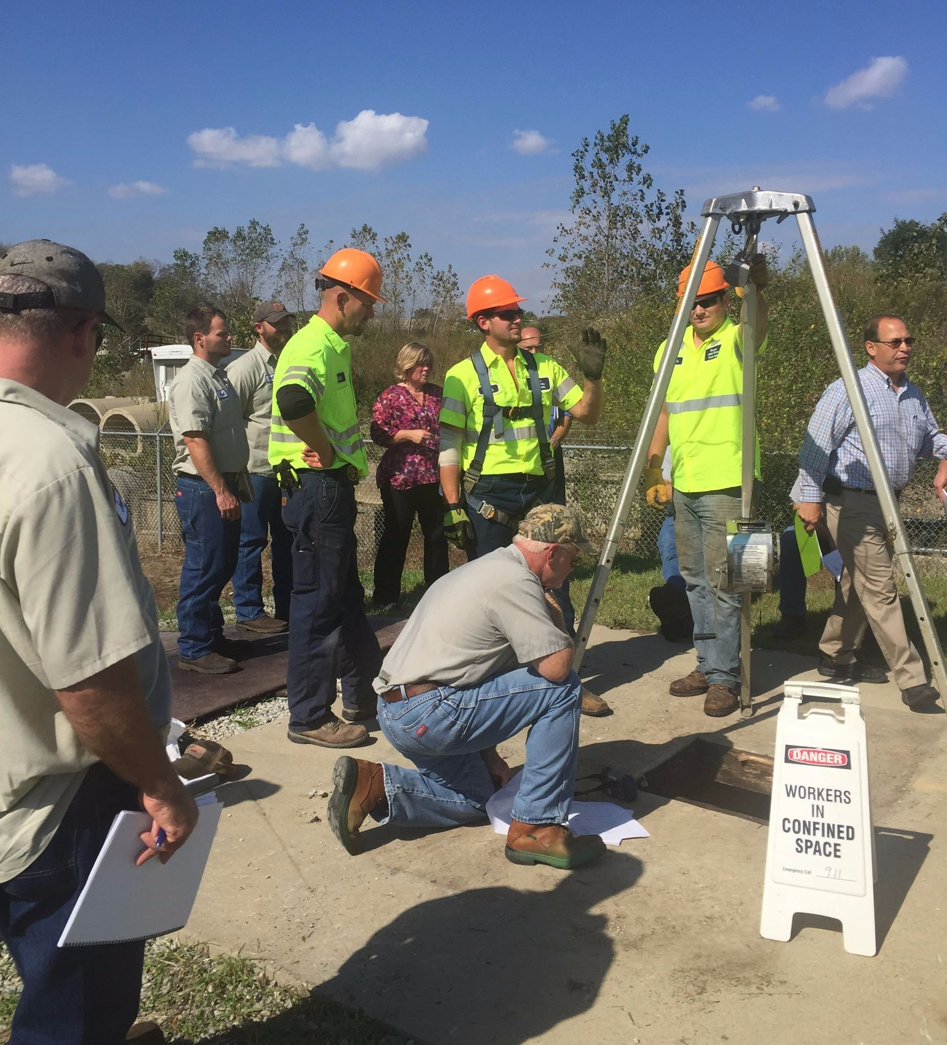 Wastewater Employee Training