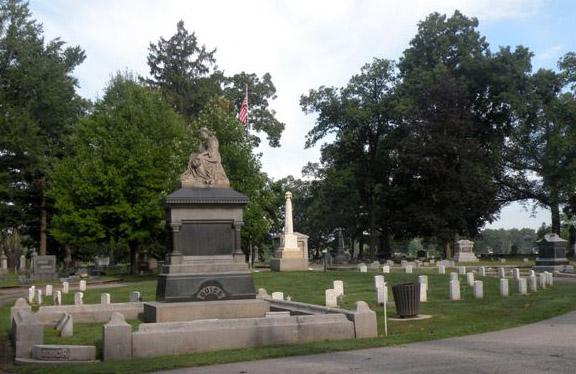 Quick monument