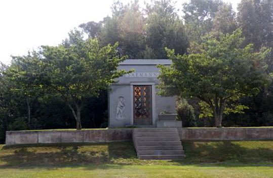 Saemann Mausoleum