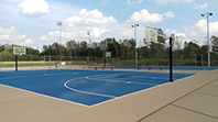 Boggs Basketball Courts